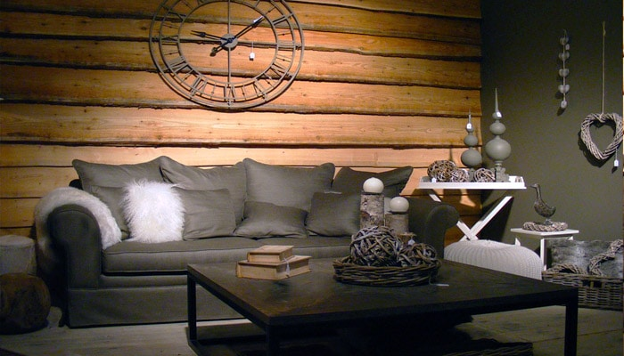 Woonkamers voorbeelden design moderne en klassie woonkamer voorbeeld foto 39 s - Deco salon warme kleur ...