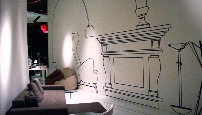 goedkope woonkamer ideen van zanotta
