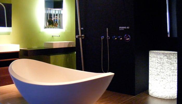 Eigentijdse badkamer design modern amazing de stijl van de