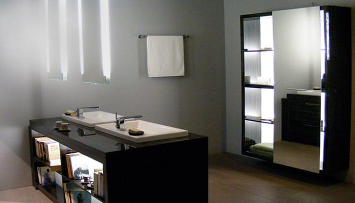 Badkamer idee n en inrichting foto 39 s van badkamers - Moderne badkamer badkamer ...