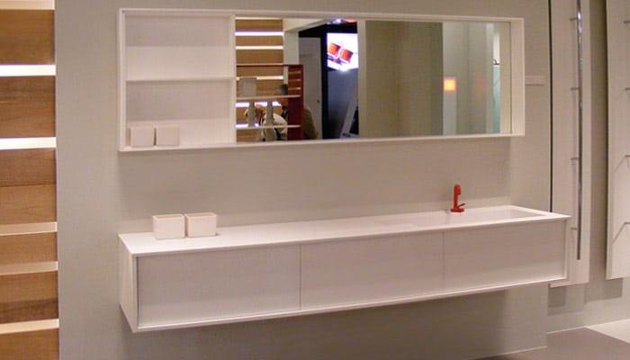 Eigentijdse Badkamer Design Modern: Design badkamer.