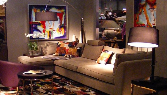 Woonkamer Inrichten Glamour : Moderne woonkamers inrichting foto s en woonkamer voorbeelden