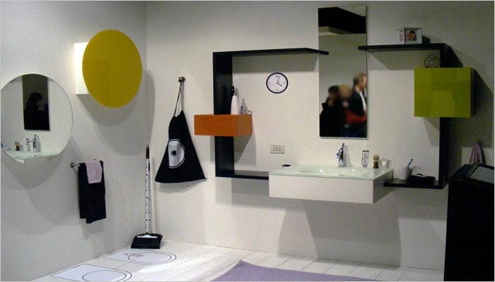 Goedkope badkamers ideeën en originele badkamer ontwerpen