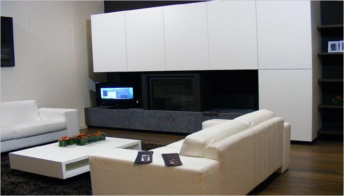 Moderne woonkamers inrichting foto 39 s en woonkamer voorbeelden - Moderne eetkamer en woonkamer ...