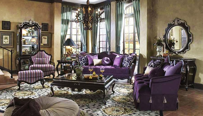 Klassieke woonkamer voorbeelden - Van Traditionele woonkamers tot Barok