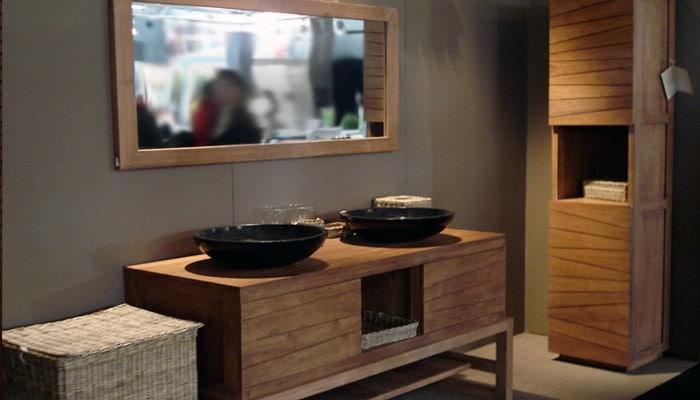 Budget Complete Badkamer ~ Moderne badkamermeubels in landelijke stijl