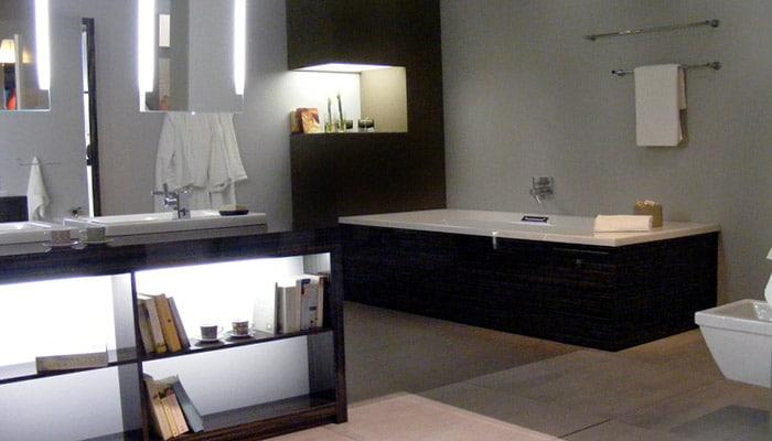 Voorbeelden Van Badkamers : Moderne badkamers voorbeelden en inspiratie foto s