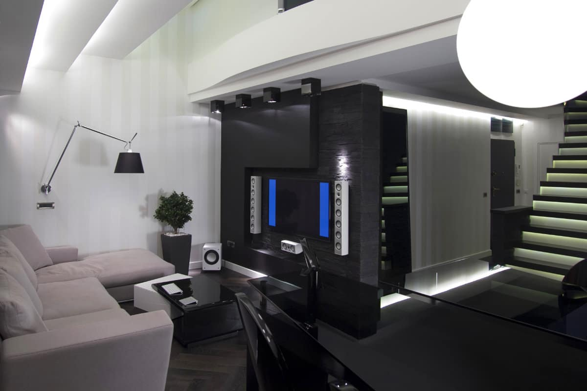 TV meubel home cinema