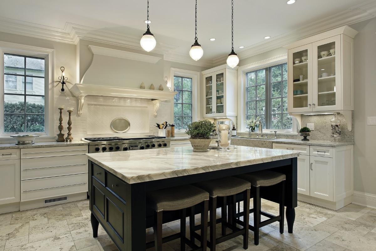 Super Wandtegels in de keuken: voorbeeld en inspiratie @VN26