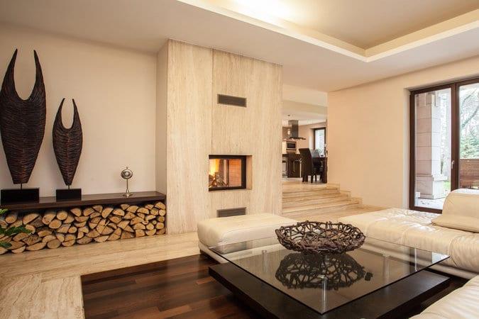 Woning Afrikaans interieur