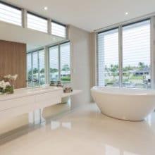 badkamer gietvloer