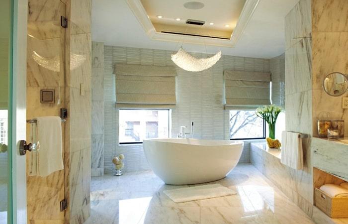 luxe badkamers voorbeelden  inspiratie, Meubels Ideeën