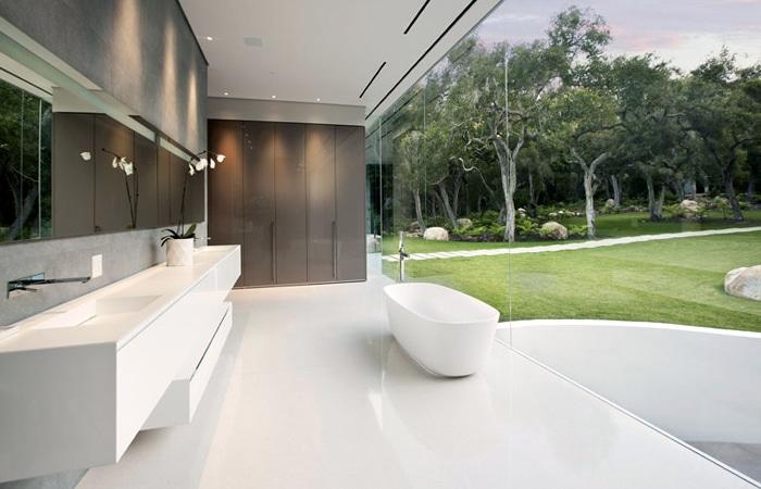 Luxe badkamers voorbeelden inspiratie