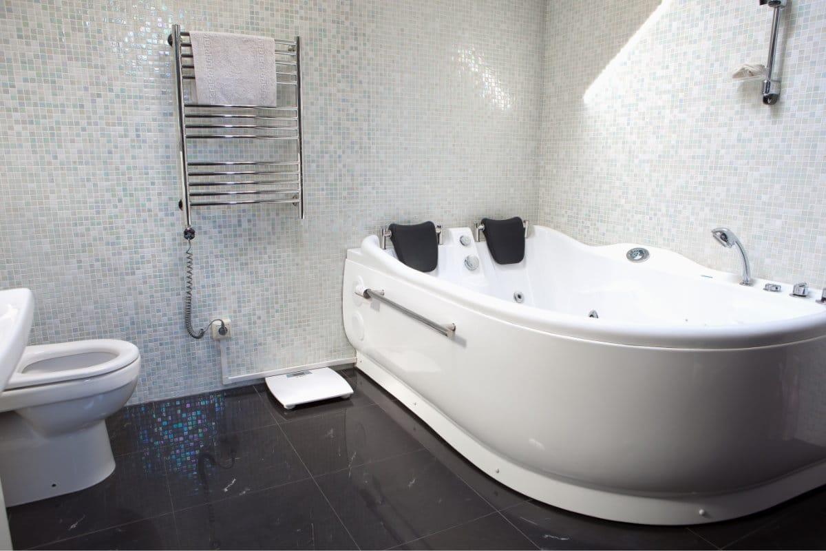badkamer mozaïek