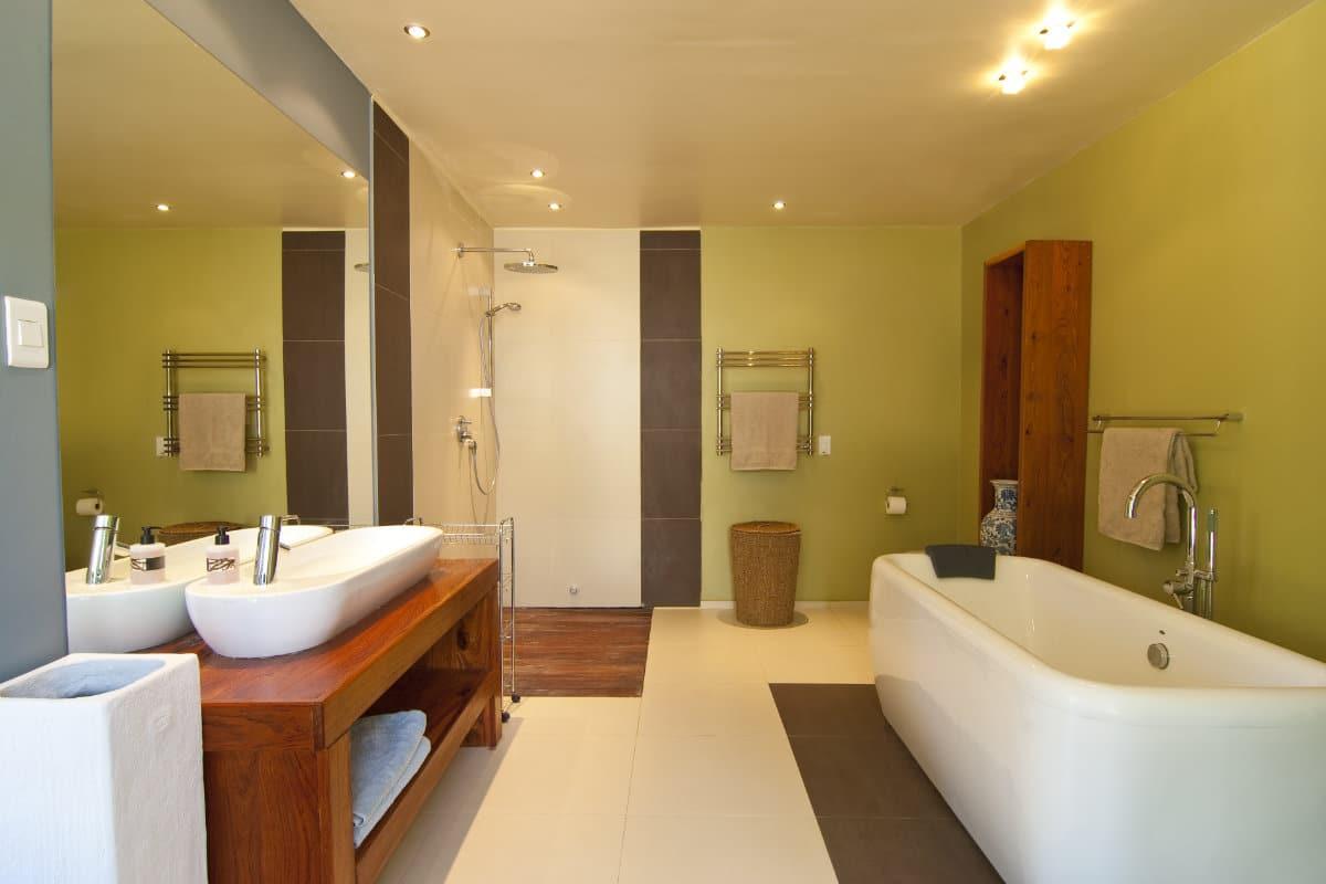 badkamer wanden