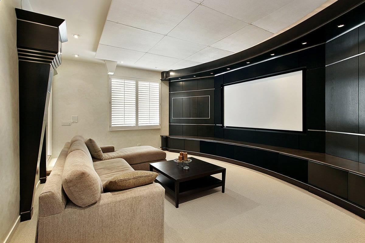 groot TV meubel