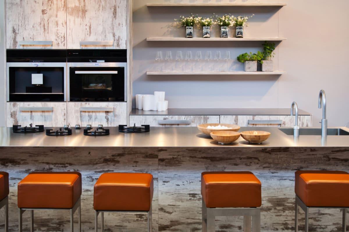 Klein Keuken Industriele : Industriële keuken kenmerken inspirerende voorbeelden