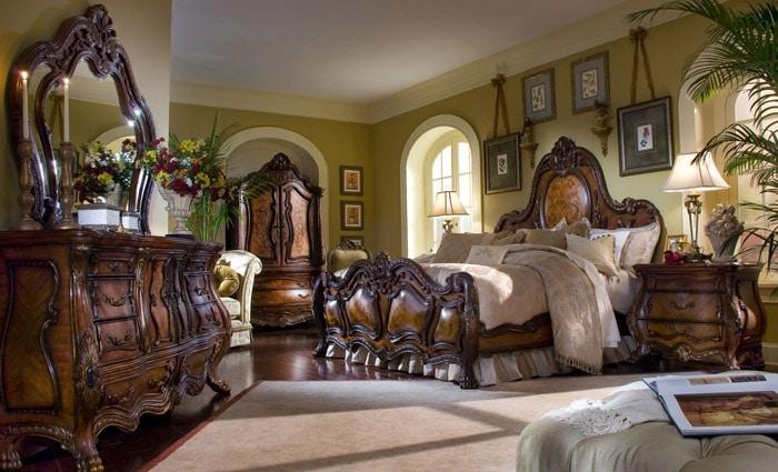 Woonkamer Inrichten Klassiek : Klassieke slaapkamer voorbeelden inspiratie foto s van klassieke
