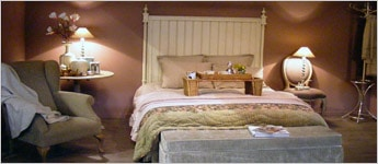 klassieke slaapkamers