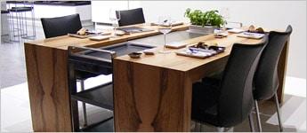Eetkamer interieur voorbeelden en foto 39 s voor eetplaats idee n for Design eetkamers