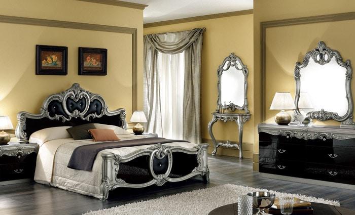barok slaapkamer inrichting