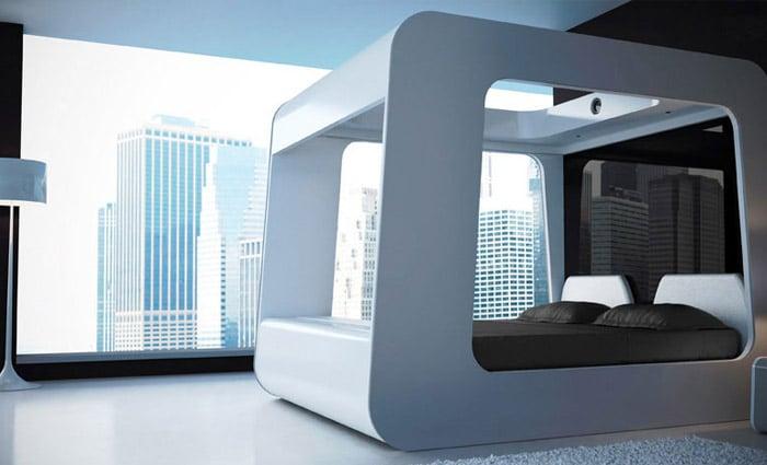 Design Behangpapier Slaapkamer : Originele slaapkamer voorbeelden inspiratie foto s van leuke
