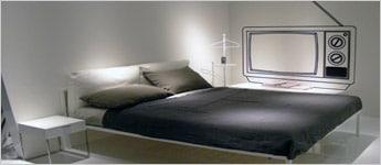 originele slaapkamers