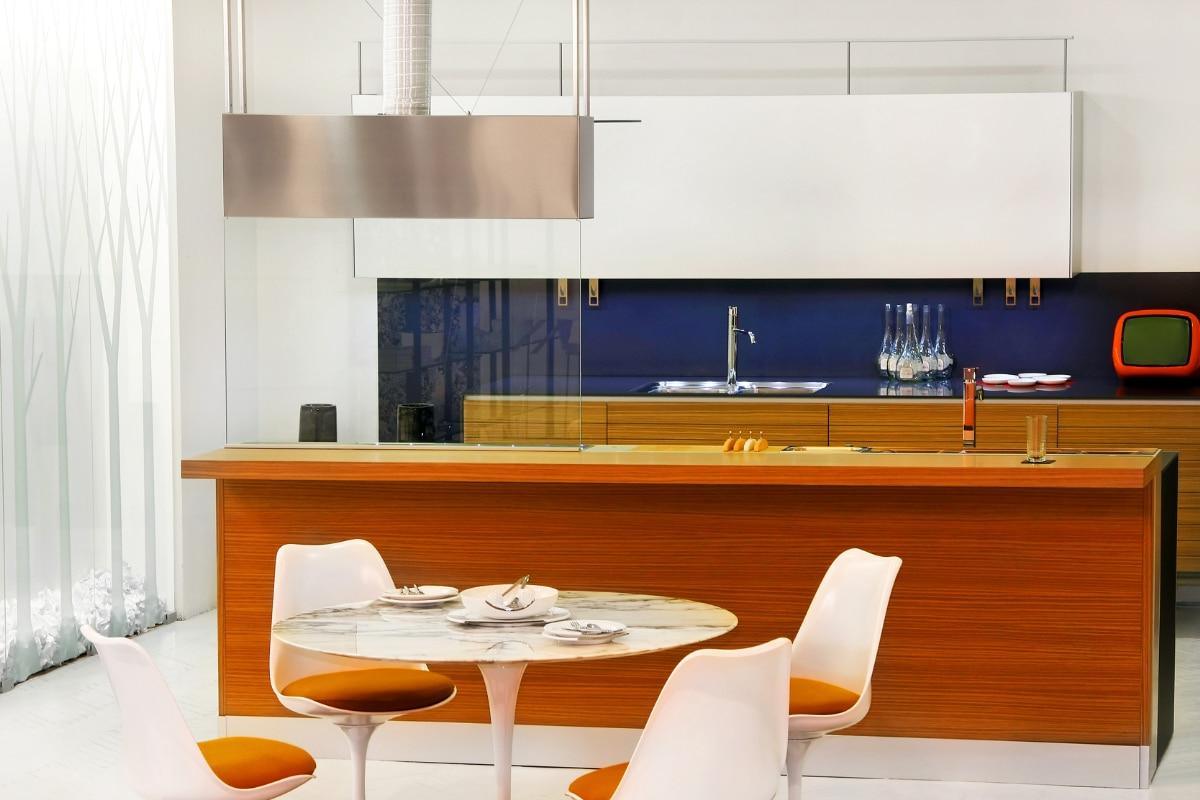 Retro Design Keuken : Retro keuken interieurideeën en voorbeelden fotospecial