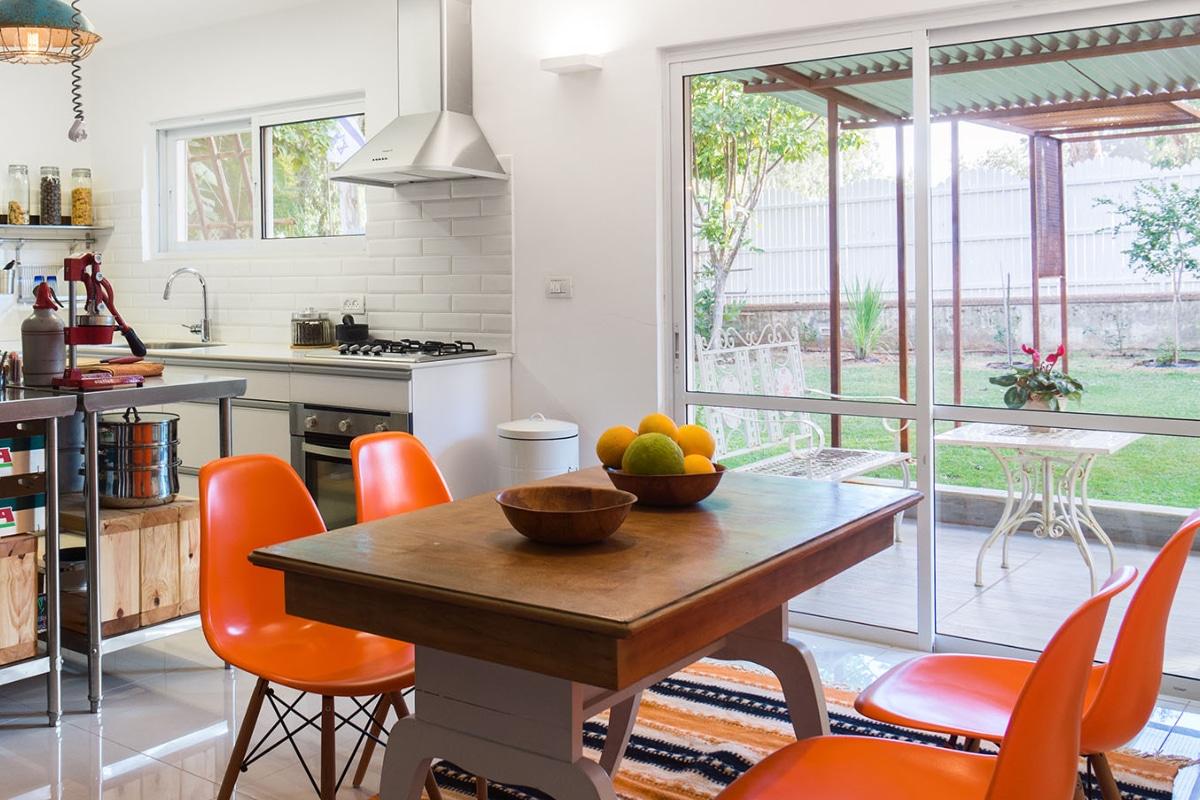 Witte Vintage Keuken : Retro keuken: interieurideeën en voorbeelden ...