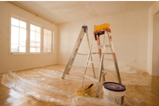 Hoe verven - tips bij de voorbereiding van schilderwerken
