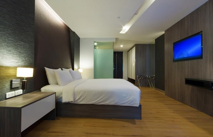 Slaapkamer Kopen : Slaapkamer Inrichten Ideeen: Een kleine slaapkamer ...