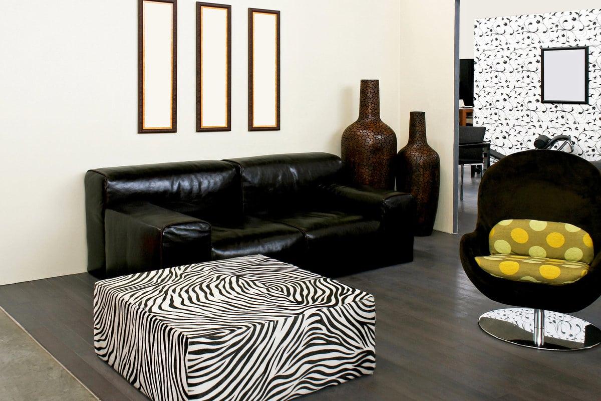 voorbeeld Afrikaans interieur
