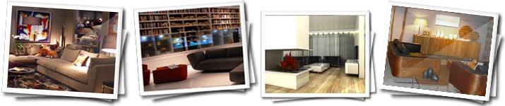 woonkamer voorbeelden, foto's en inspiratie ideeen