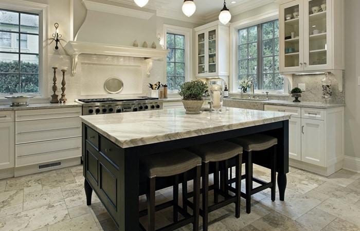 Handgrepen Keuken Zwart : Zwarte keuken foto's Voorbeelden en inspiratie tips